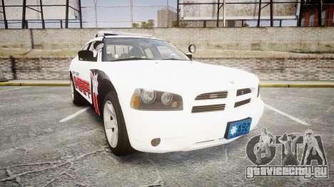 Dodge Charger 2010 LC Sheriff [ELS] для GTA 4