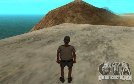 Автоматическое использование наркотиков для GTA San Andreas второй скриншот