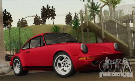 RUF CTR Yellowbird 1987 Tunable для GTA San Andreas