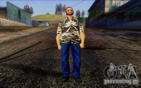 Vercetti Gang from GTA Vice City Skin 2 для GTA San Andreas