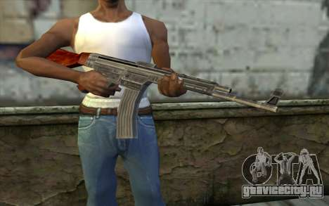 StG-44 from Day of Defeat для GTA San Andreas третий скриншот