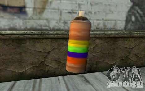 Spray Can from Beta Version для GTA San Andreas второй скриншот