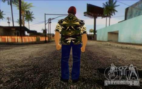 Vercetti Gang from GTA Vice City Skin 2 для GTA San Andreas второй скриншот
