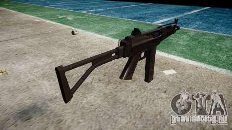 Пистолет-пулемет Taurus MT-40 buttstock2 icon3 для GTA 4 второй скриншот
