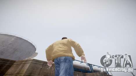 CGE Red Sky Fix v2.01 для GTA 4 четвёртый скриншот
