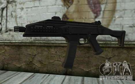 CZ-3A1 Scorpion (Bump Mapping) v4 для GTA San Andreas