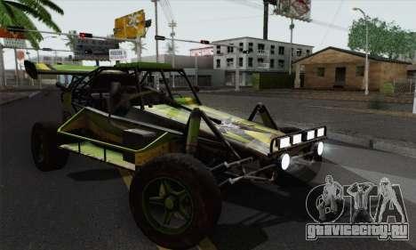 Devilbwoy Buggy для GTA San Andreas