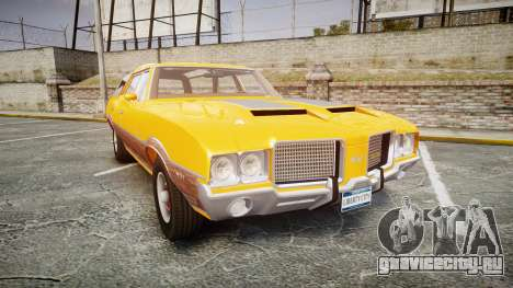 Oldsmobile Vista Cruiser 1972 Rims2 Tree3 для GTA 4