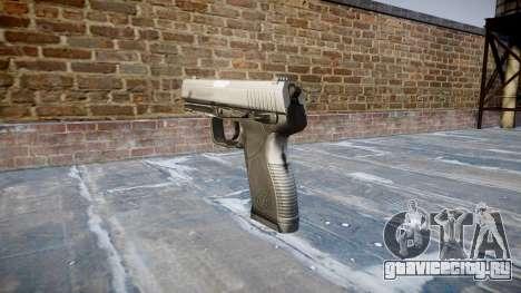 Пистолет Taurus 24-7 titanium icon2 для GTA 4 второй скриншот