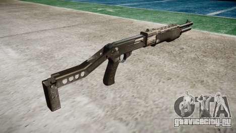 Ружьё Franchi SPAS-12 Ghosts для GTA 4 второй скриншот