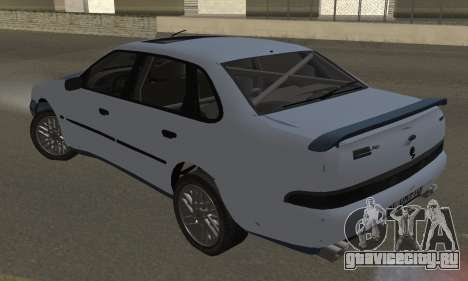 Ford Sierra Scorpion 4x4 RS Cosworth для GTA San Andreas вид слева