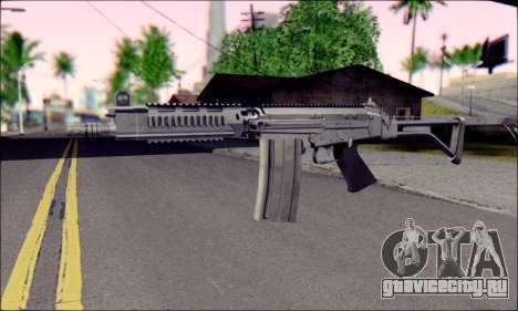 SA58 OSW v1 для GTA San Andreas