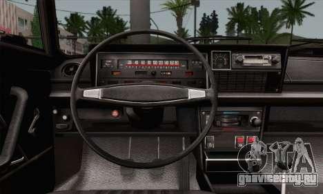 Zastava 125 Pz для GTA San Andreas вид сзади слева