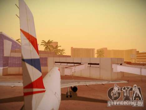Airbus A321-232 Czech Airlines для GTA San Andreas