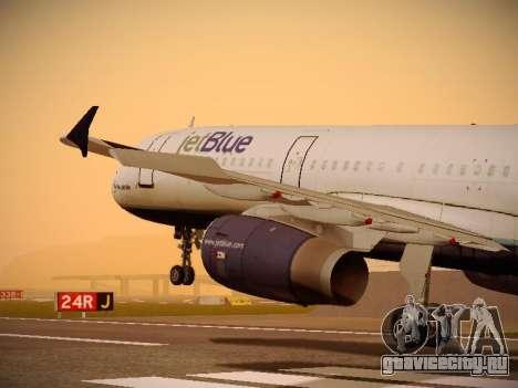 Airbus A321-232 jetBlue Whole Lotta Blue для GTA San Andreas