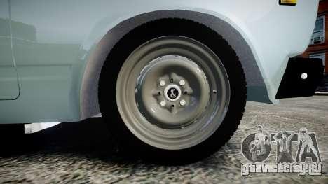 ВАЗ-21054 для GTA 4 вид сзади