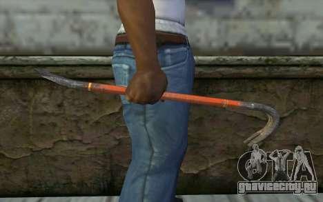 Монтировка (DayZ Standalone) для GTA San Andreas третий скриншот