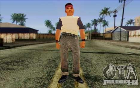 Cuban from GTA Vice City Skin 2 для GTA San Andreas