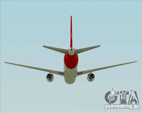 Boeing 767-300ER Qantas (Old Colors) для GTA San Andreas