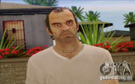 Trevor from GTA 5 для GTA San Andreas третий скриншот