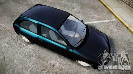 Chevrolet Corsa Classic 1.4 для GTA 4 вид справа