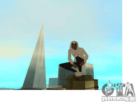 Assassinka для GTA San Andreas четвёртый скриншот