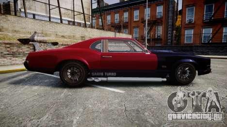 Declasse Sabre GT для GTA 4 вид слева