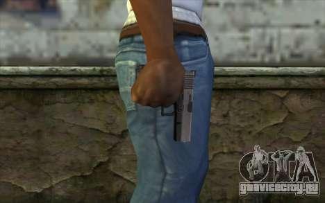 Glock from Half - Life Paranoia для GTA San Andreas третий скриншот