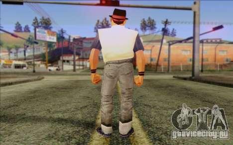 Cuban from GTA Vice City Skin 2 для GTA San Andreas второй скриншот