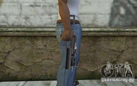 ПП-19 from Firearms для GTA San Andreas третий скриншот