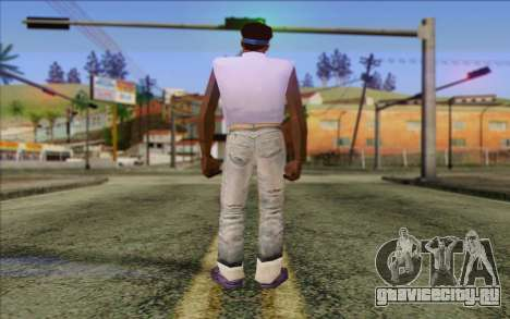 Haitian from GTA Vice City Skin 2 для GTA San Andreas второй скриншот