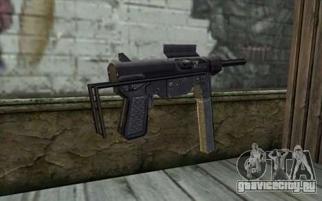 Grease Gun from Day of Defeat для GTA San Andreas второй скриншот