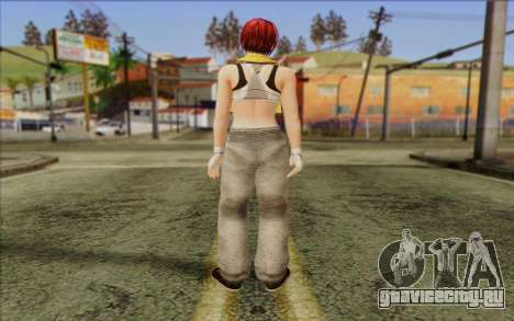 Mila 2Wave from Dead or Alive v15 для GTA San Andreas второй скриншот