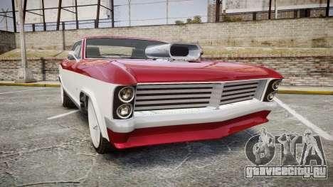 GTA V Albany Buccaneer Gen. II для GTA 4