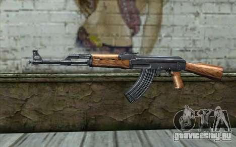 AK47 from Killing Floor v1 для GTA San Andreas
