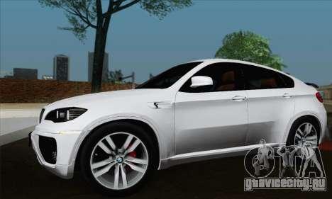 BMW X6M 2013 для GTA San Andreas