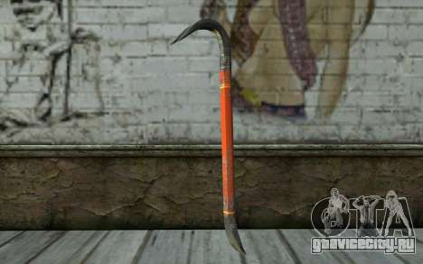 Монтировка (DayZ Standalone) для GTA San Andreas