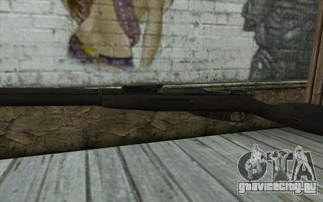 Винтовка Мосина v14 для GTA San Andreas третий скриншот