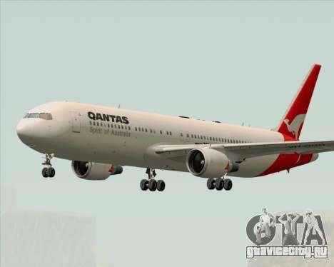 Boeing 767-300ER Qantas (Old Colors) для GTA San Andreas вид справа