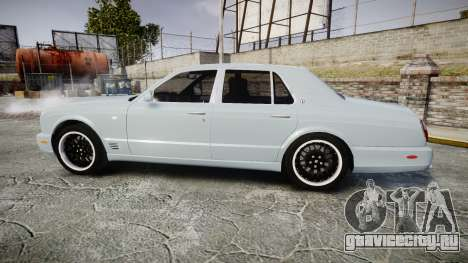 Bentley Arnage T 2005 Rims1 Chrome для GTA 4 вид слева