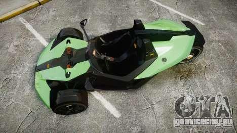 KTM Ducati для GTA 4 вид справа