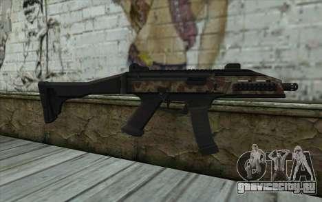 CZ-3A1 Scorpion (Bump Mapping) v2 для GTA San Andreas третий скриншот