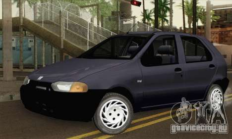 Fiat Palio EDX 1997 для GTA San Andreas
