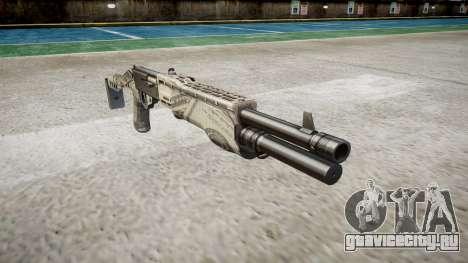 Ружьё Franchi SPAS-12 Benjamins для GTA 4