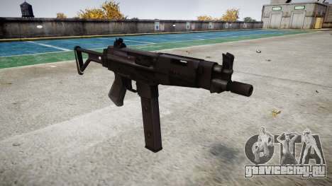 Пистолет-пулемет Taurus MT-40 buttstock2 icon3 для GTA 4