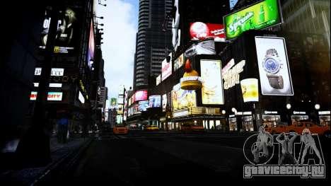 FaveENB для GTA 4 пятый скриншот
