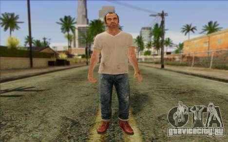 Trevor from GTA 5 для GTA San Andreas