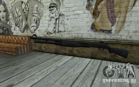 Benelli M3 Bump Mapping v2 для GTA San Andreas