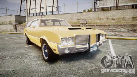 Oldsmobile Vista Cruiser 1972 Rims1 Tree5 для GTA 4
