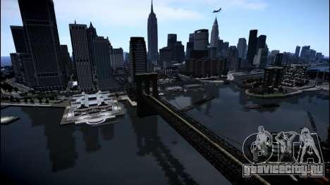 FaveENB для GTA 4 третий скриншот
